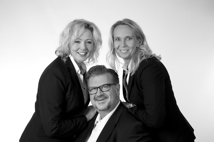 Melanie Kleewald, Gabi Stein, Andre Dreiskämper